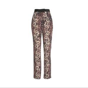 a957c5ae1ae9 Isabel Marant Pants - { isabel marant leopard print pants }
